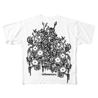system type -unb-(FGT) Full graphic T-shirts