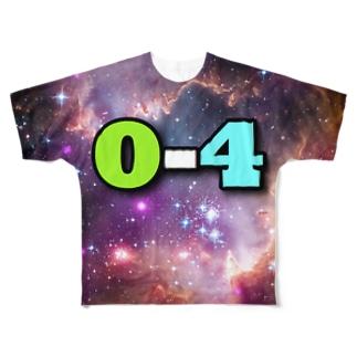 DXMC Full graphic T-shirts