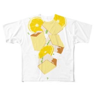フォーリングウィークエンド Full graphic T-shirts