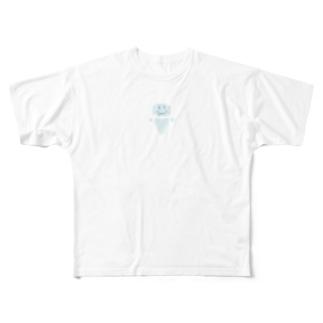 パステルナナシくん Full graphic T-shirts