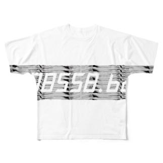 BTCFORK2 Full graphic T-shirts