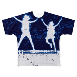 Futari Full graphic T-shirts