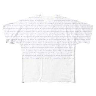 sugarless girl Full graphic T-shirts