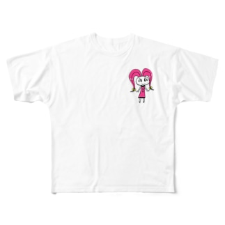 ニンジローニの商品 Full graphic T-shirts