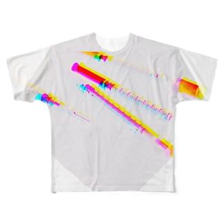 注射器 Full graphic T-shirts