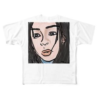 ヒッキー 90s 80s レトロ hiphop soul r&b 30代はほどほどに utada ヒップホップ 渋谷 宇多田 punpee      Full graphic T-shirts