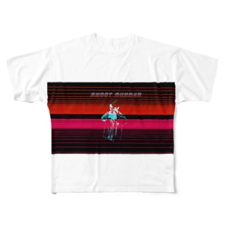 shootrunner Full graphic T-shirts