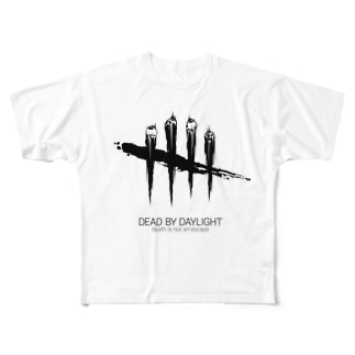 dead.by.daylight Full graphic T-shirts