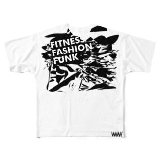 3F Full graphic T-shirts