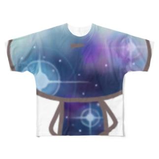 コスモ Full graphic T-shirts