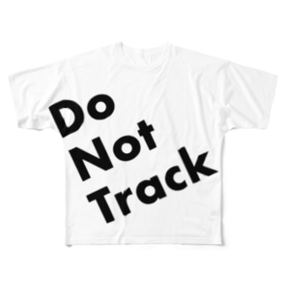 DNT Full graphic T-shirts