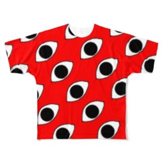 めめめめめ Full graphic T-shirts