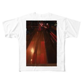 東京 Full graphic T-shirts