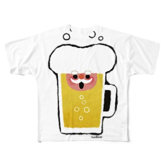 BEER KING! Full graphic T-shirts