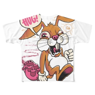 Sorry My Friend Full graphic T-shirts