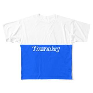 Thursday Full graphic T-shirts