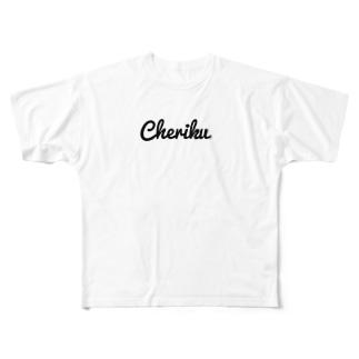 Cheriku Full graphic T-shirts