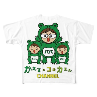 オリジナル☆ロゴグッズ Full graphic T-shirts