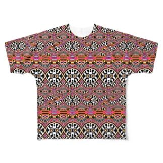 jm Full graphic T-shirts