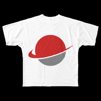 サンエイジ オリジナルのサンエイジ オリジナル Full graphic T-shirts