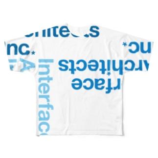 I/A Full graphic T-shirts