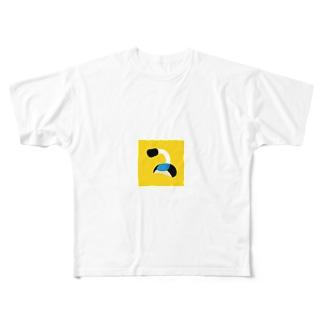 マイノメリティ Full graphic T-shirts