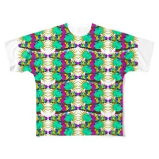 simbol_02 Full graphic T-shirts