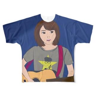 Future RockStar  Full graphic T-shirts