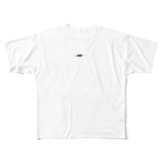 MK Full graphic T-shirts