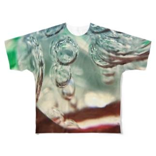 カネダイン Full graphic T-shirts