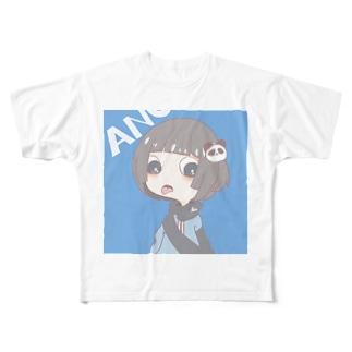 あのちゃんオリジナルグッズ Full graphic T-shirts