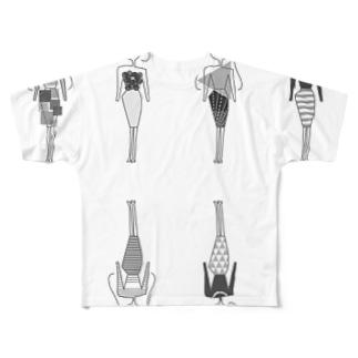 好きなもの、着よう。 Full graphic T-shirts