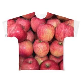 リンゴふぇすてぃばる Full graphic T-shirts