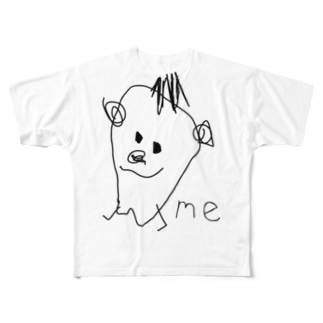 me T-shirt Full graphic T-shirts