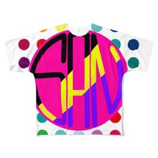 SAN Full graphic T-shirts