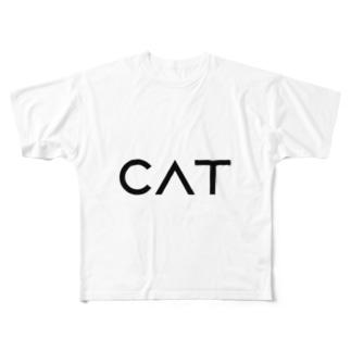 wa Full graphic T-shirts