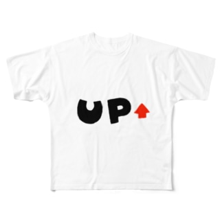 up Full graphic T-shirts