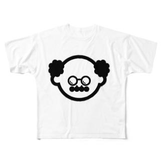 パット Full graphic T-shirts