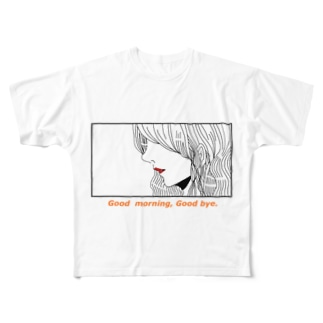 Tuesday Full graphic T-shirts