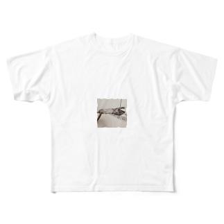 ちまき Full graphic T-shirts