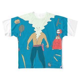 武器T Full graphic T-shirts
