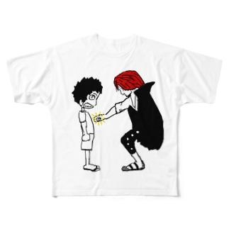 エンタメT Full graphic T-shirts