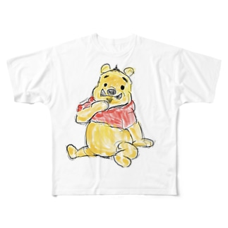 イノプーT Full graphic T-shirts
