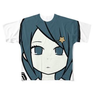 ゆめみるあうとさいだー Full graphic T-shirts