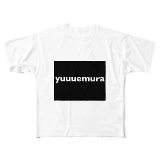 yuuuemura Full graphic T-shirts