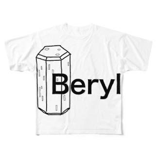 Beryl  Full graphic T-shirts