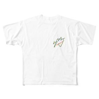 SMJ Full graphic T-shirts