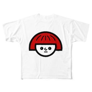 ソニア Full graphic T-shirts