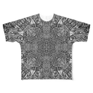 As impulse Full graphic T-shirts