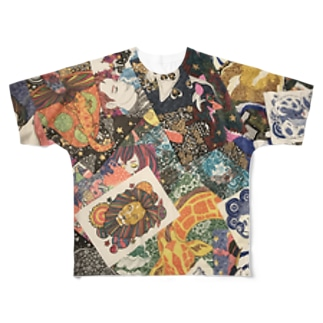 Yui's gallery Full graphic T-shirts